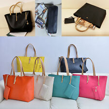 Designer Large Womens Leather Tote Shoulder Bag Handbag Ladies Messenger Satchel