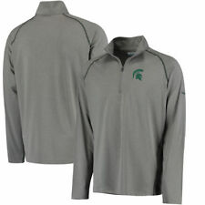 Columbia Michigan State Spartans Pullover Jacket - NCAA