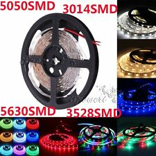 3528 3014 5050 5630 SMD 300leds 5M LED Flexible Strip Light Non-Waterproof Lamp