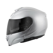 Scorpion Motorcycle Helmet Full-Face EXO-GT3000 Solid Hypersilver D.O.T Approved