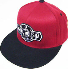 METAL MULISHA ROUTE FLAT BRIM FLEXFIT HAT CAP BRAND NEW