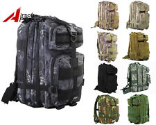 Army Molle 3 Day Pack 3P Assault Hunting Tactical Military Camping Backpack Bag