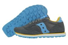 Saucony Jazz Low Pro S1866-156 Nylon Suede Running Shoes Medium (B, M) Womens