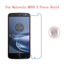 1x 2x Lot Anti-Glare Matte Screen Protector Film For Motorola Moto Z Force Droid