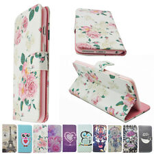 Shockproof Card Wallet Flip Leather Case Cover for Apple iPhone 6 6Plus 5 5S SE