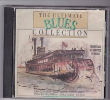 Various Artists - Ultimate Blues Collection - Various Artists CD BYVG
