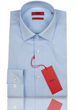 BOSS HUGO Business shirt C-Jenno ( Slim Fit ) light blue 100% Cotton