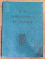 The Guinness Book Of Records 1955 Fourth Impression
