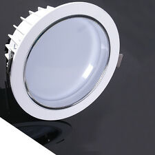 Dimmable 3W 5W 7W 9W 12W LED Recessed Ceiling Light Downlight Bulb Lamp w/Driver