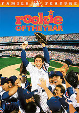 NEW!! Rookie of the Year (DVD, 2006, Widescreen; Sensormatic)