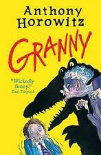 GRANNY by ANTHONY HOROWITZ ~ Modern Children's classic book