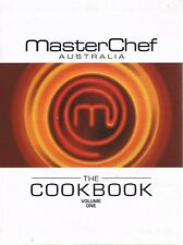 MasterChef Australia The Cookbook Volume One by  - Book - Pictorial Soft Cover