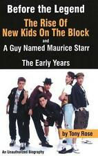 """NEW Before the Legend: The Rise of """"New Kids on the Block"""" and ... a Guy Named M"""
