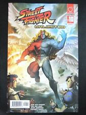 Udon Comics: STREET FIGHTER: UNLIMITED #10 SEPTEMBER 2016 # 17I16