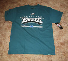 Philadelphia Eagles Short  Sleeve T Shirt NWT Mens Sz L, XL