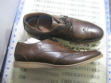 NEW VENTURINI GABON 303 PREMIUM CASUAL DRESS OXFORD  LEATHER SHOES