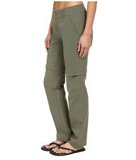 Columbia Women's Saturday Trail II Stretch Convertible Pant Size 6 Long New Tags