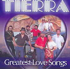 GREATEST LOVE SONGS BY TIERRA (CD)