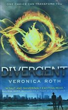 Divergent by Roth Veronica - Book - Paperback - Fiction - General