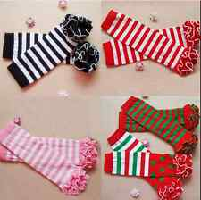 Soft Child Girls Socks Baby Leg Warmers Sock Kneepad Tight Stocking Socks