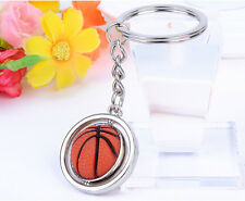 1pc Football Golf ball Baseball Basketball Keychain Key Ring Sport Souvenir CA