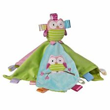 Mary Meyer Taggies Character Security Blanket Interactive Tag Lovey