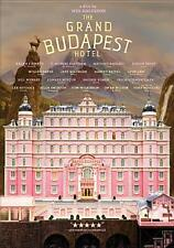 The Grand Budapest Hotel by Anderson, Wes/ Fiennes, Ralph/ Revolori, Tony [DV...