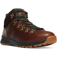 Danner 35610 Mountain 503 Barley Leather Brown/Green Hiking/Trail Sneaker Boot