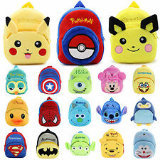Kids Girls Boys Children Baby Cute Nursery Backpack Rucksack Schoolbag Small Bag