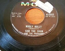 """Wooly Bully, Ain't Gonna Move, 45 rpm, ,Good, #### 45 RPM , 7"""" Vinyl, NO Picture"""