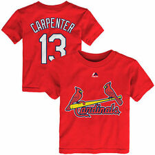 Matt Carpenter St. Louis Cardinals Toddler Name & Number T-Shirt - Red - MLB