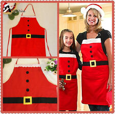 Christmas Apron Decoration Christmas Party Family Apron Holiday Kitchen Supply