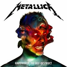 Metallica - Hardwired To Self Destruct Exclusive (NEW 2x Coloured 12