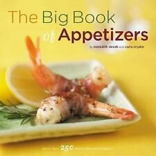 The Big Book of Appetizers More Than 250 Recipes for Any Occasion Cookbook 2006