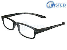 White Leopard Print Reading Glasses Specs Spectacles Long Sighted RG018