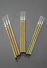 Chinese brushes Series A  fine goat hair choice of  S,M,L.
