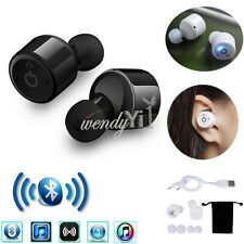 Bluetooth Wireless Headset SPORT Stereo Headphone Earphone for iPhone Samsung