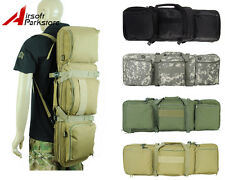 85CM Tactical Hunting Paintball Airsoft Rifle Gun Carrying Case Bag Backpack New