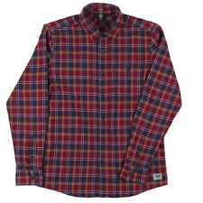 SP Volcom x Anti Hero Long Sleve Flannel Shirt skate