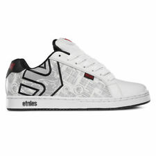 ETNIES Skate Shoes Metal Mulisha Trainers FADER white-black-red FMX BMX Trend MX