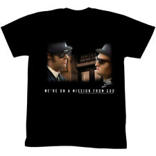 Blues Brothers Movie Another Mission Adult T-Shirt Tee