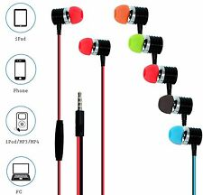 Genuine in Ear Premium Quality Tangle Free Headphone Earphone For SmartPhones