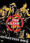 Clash - The Clash Live: Revolution Rock (DVD, 2008) FREE SHIPPING