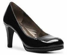 "Naturalizer Women's NEW ""Lennox"" Black Patent Pumps Slip On Dress Shoes 7M"