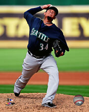 Felix Hernandez Seattle Mariners Licensed Fine Art Prints (Select Photo & Size)