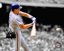 Robin Yount Milwaukee Brewers MLB Licensed Fine Art Prints (Select Photo & Size)