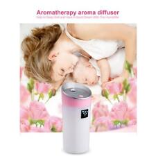 Air Humidifier Aromatherapy Aroma Diffuser 2 Mist Modes for Essential Oil U1F3