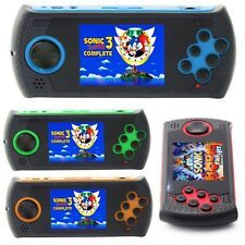 16 Bit Handheld Portable Video Game Console With Built In 100 Sega Genesis Games