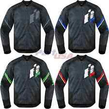 Icon Overlord Primary Jacket Sport-Riding Textile Solid