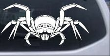 Spider Car or Truck Window Laptop Decal Sticker Bug Insect arachnid 14X6.8